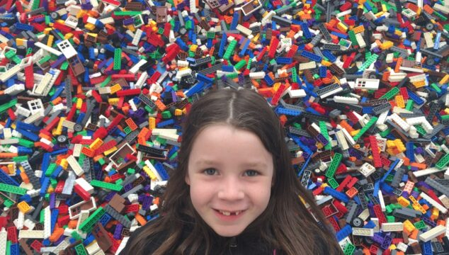 I hate lego but my daughter loves it