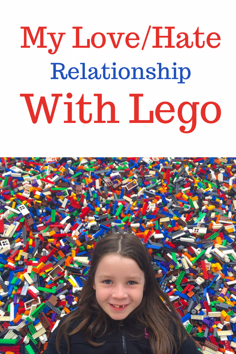My love hate relationship with Lego