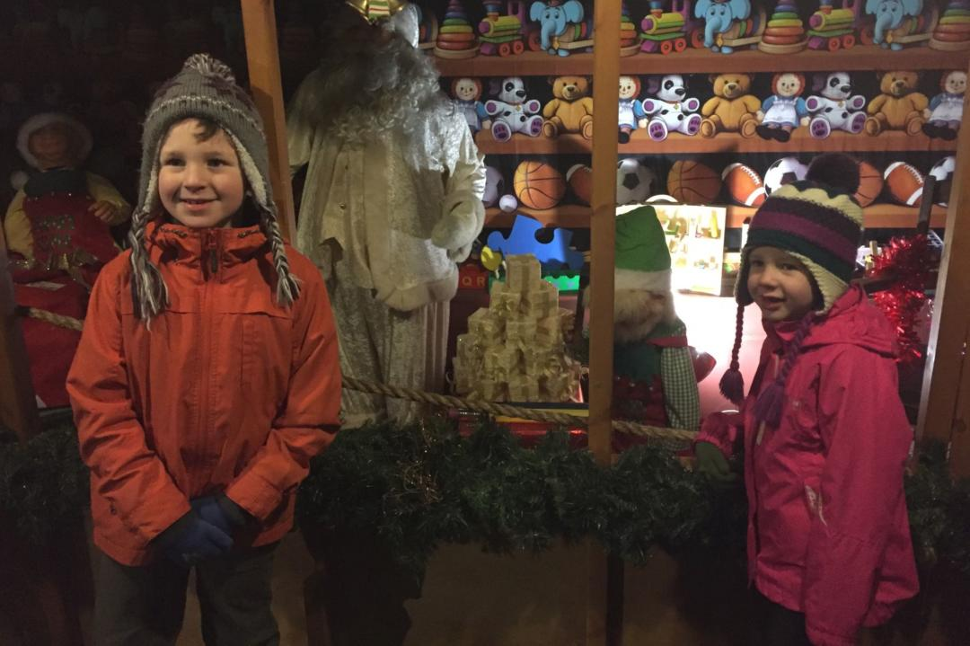 A Review of the Gulliver's Land Santa Sleepover