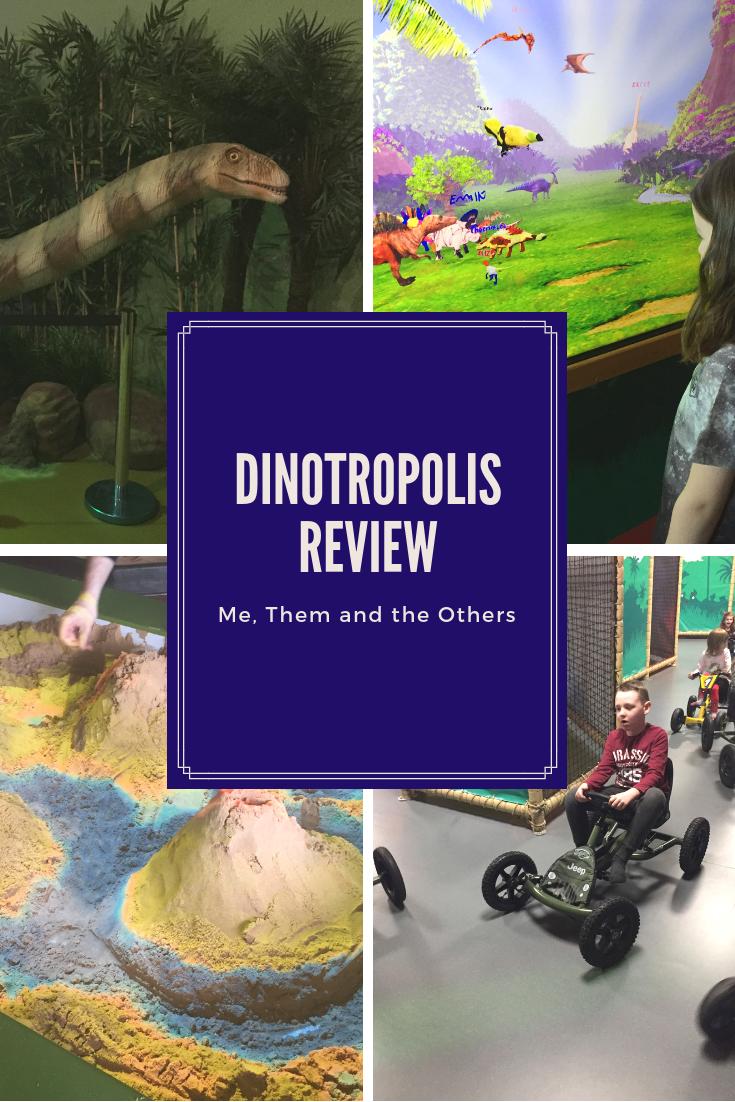 Dinotropolis review