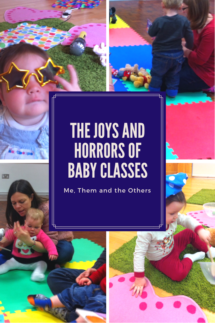 The joys and horrors of baby classes
