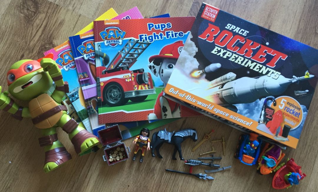 """Toys I Hate (or """"Advice for gift buyers"""")"""