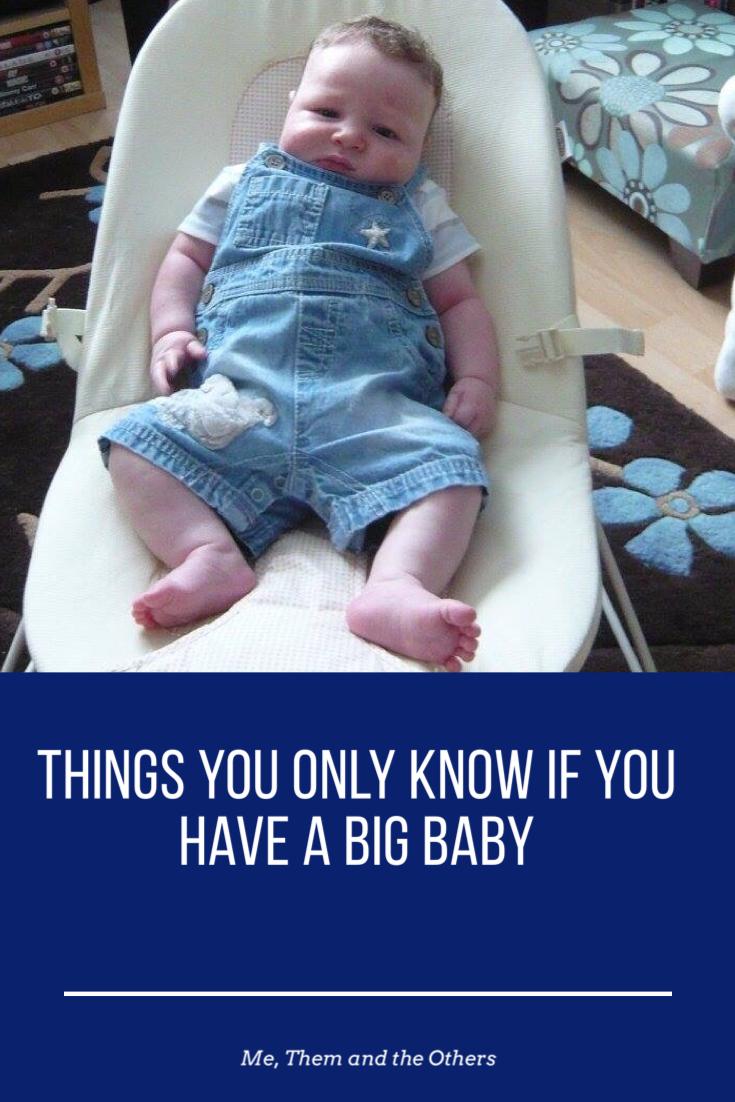 Having a big baby