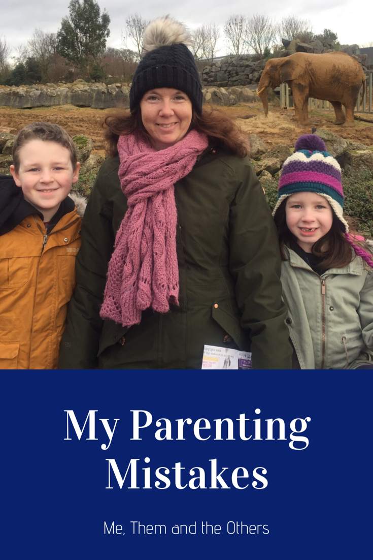 My parenting mistakes