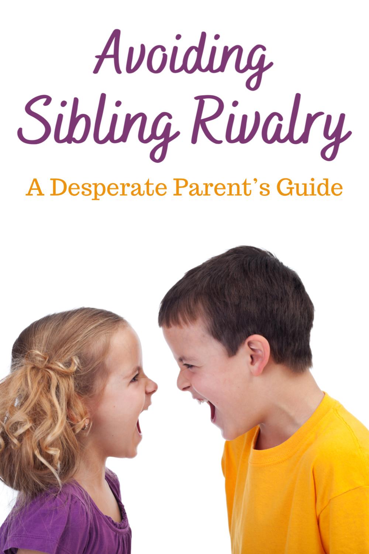 Avoiding Sibling rivalry