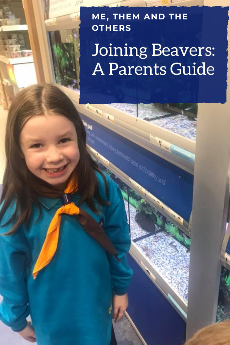 Joining beavers - a Parents Guide