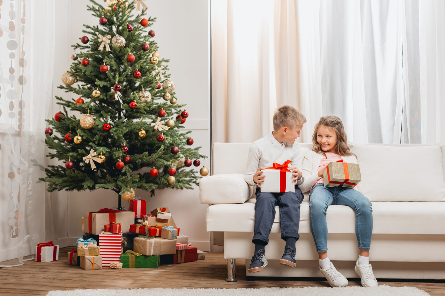 Sibling Gifts: Should my Children Buy Each Other Christmas Presents?