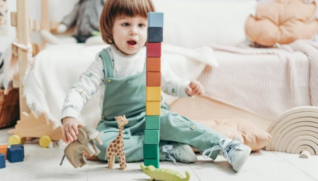 The six best toys for your toddlers