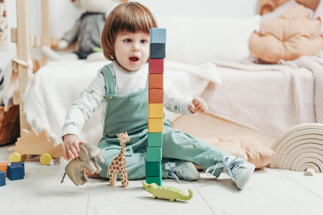 The Only 6 Toys Your Toddler Needs