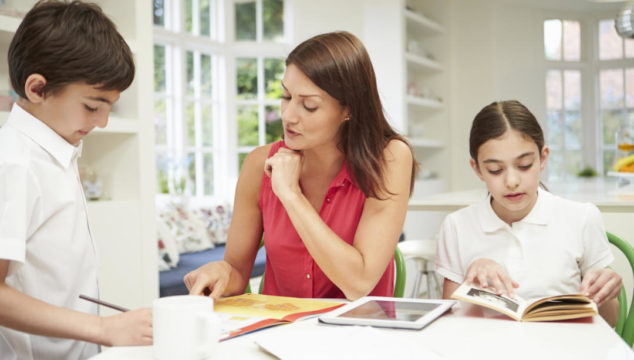 Primary school age Parenting