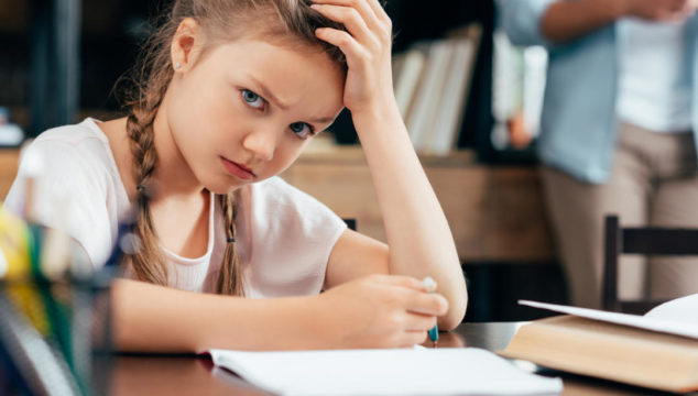 Primary school homework