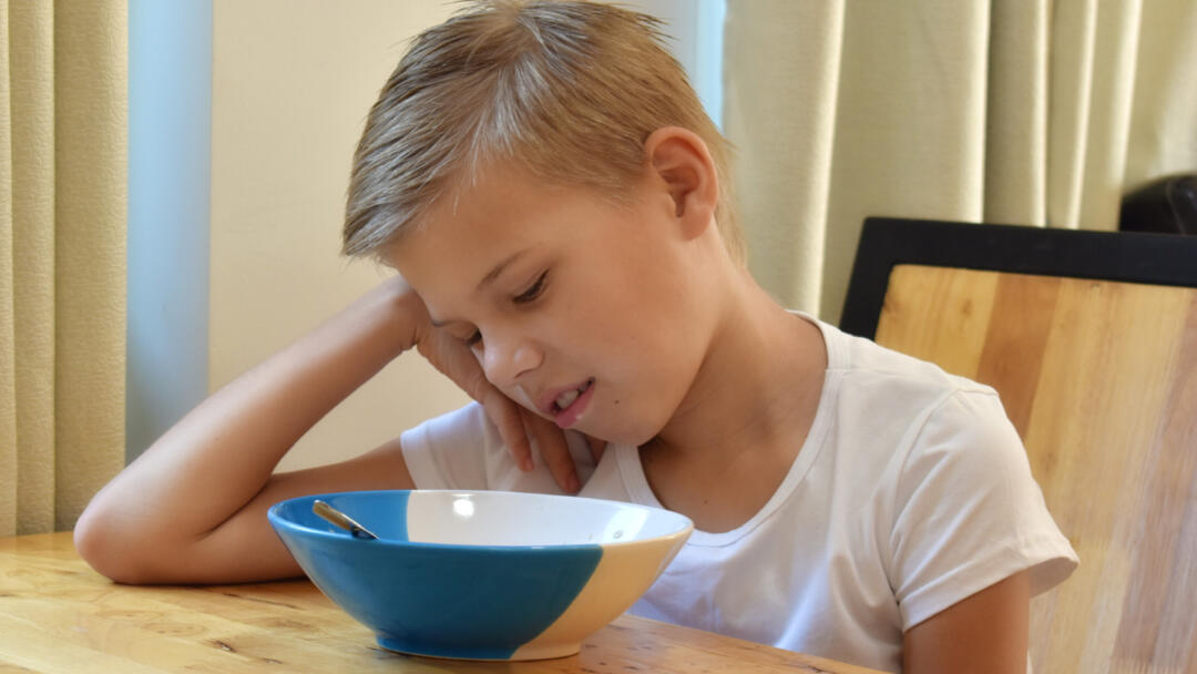 Fussy eating in older children