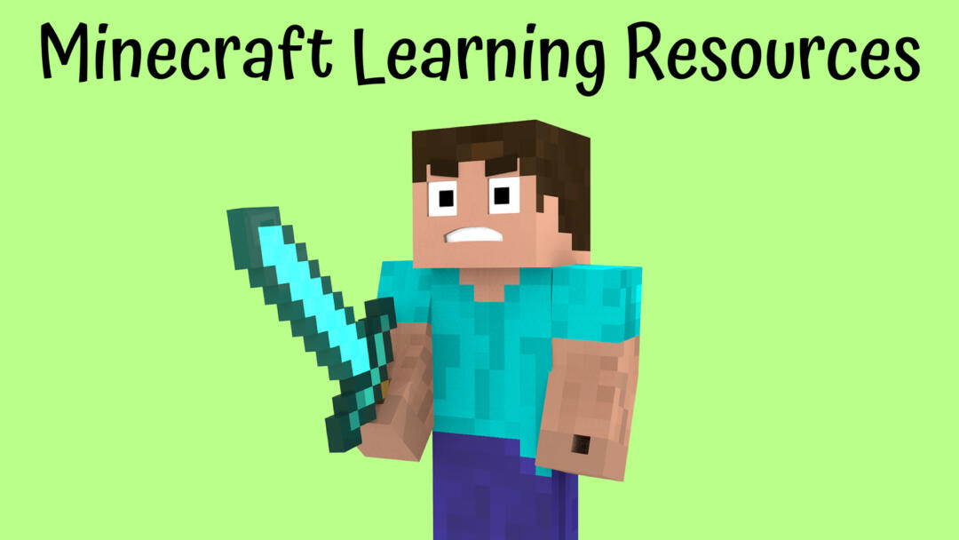 Minecraft learning resources