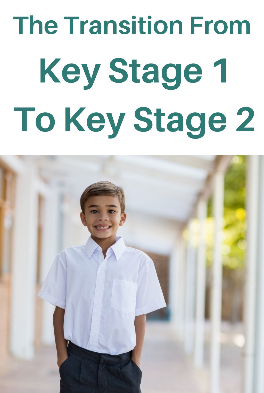 The transition from KS1 to KS2