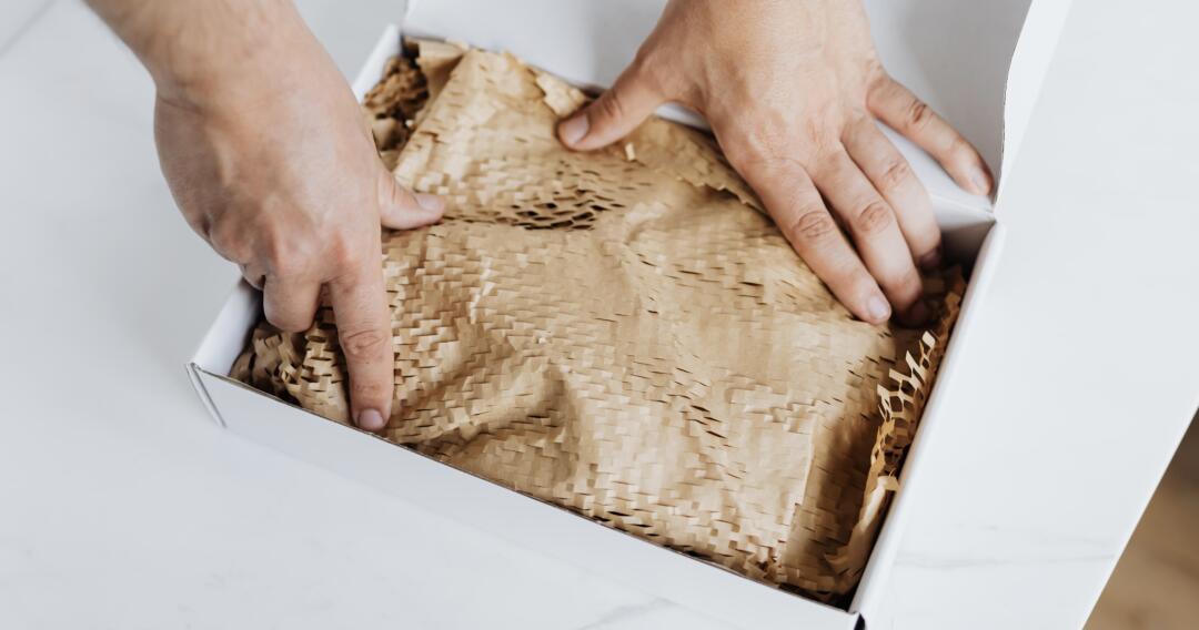 A parcel