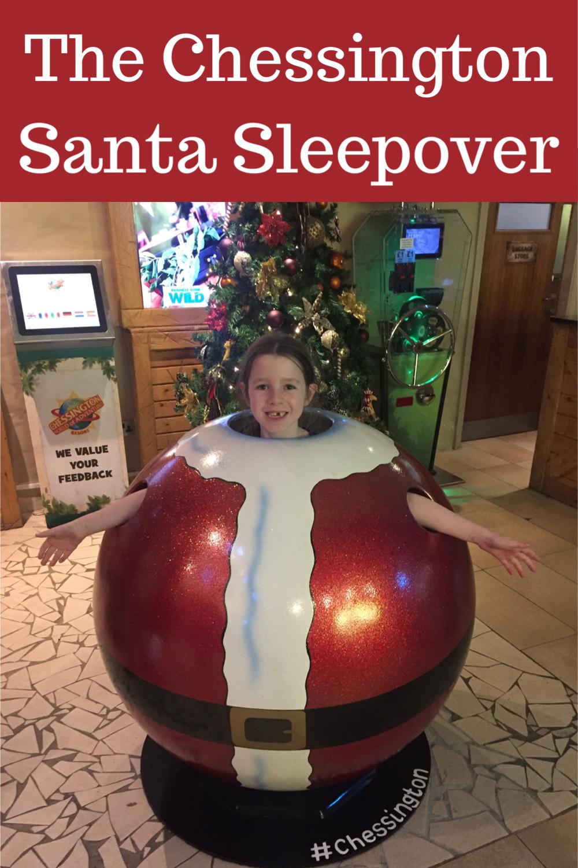 The Chessington Santa sleepover