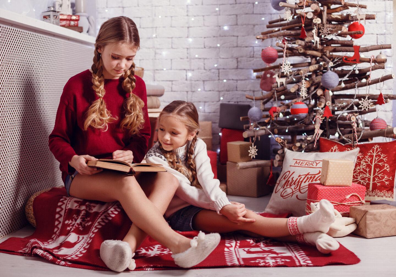 Christmas Chapter Books for Older Children