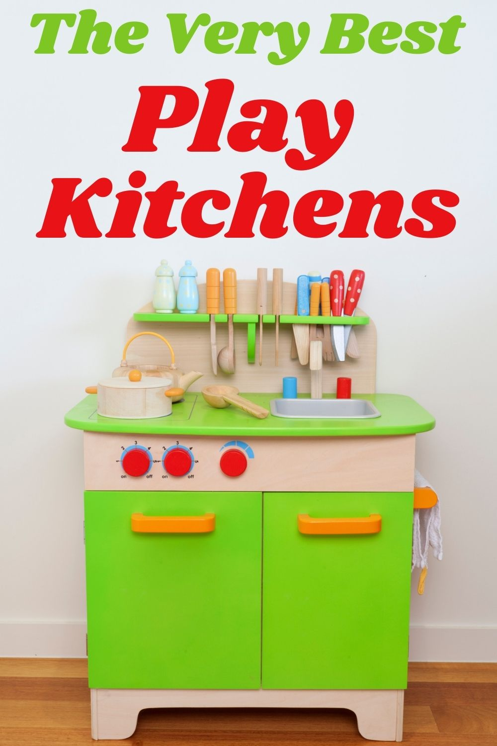 The very best play kitchens