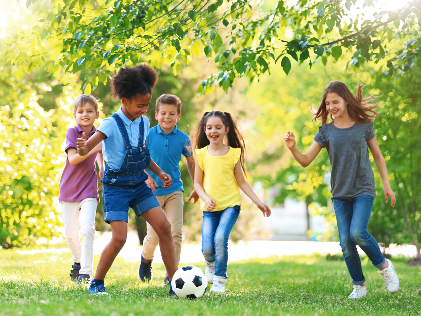 The Benefits of Playing Out for Children