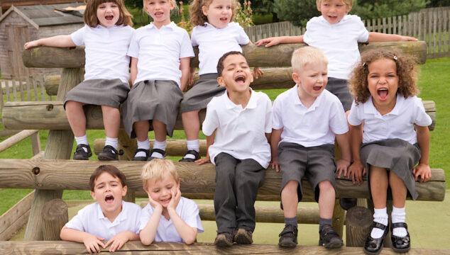 Summer born children at school