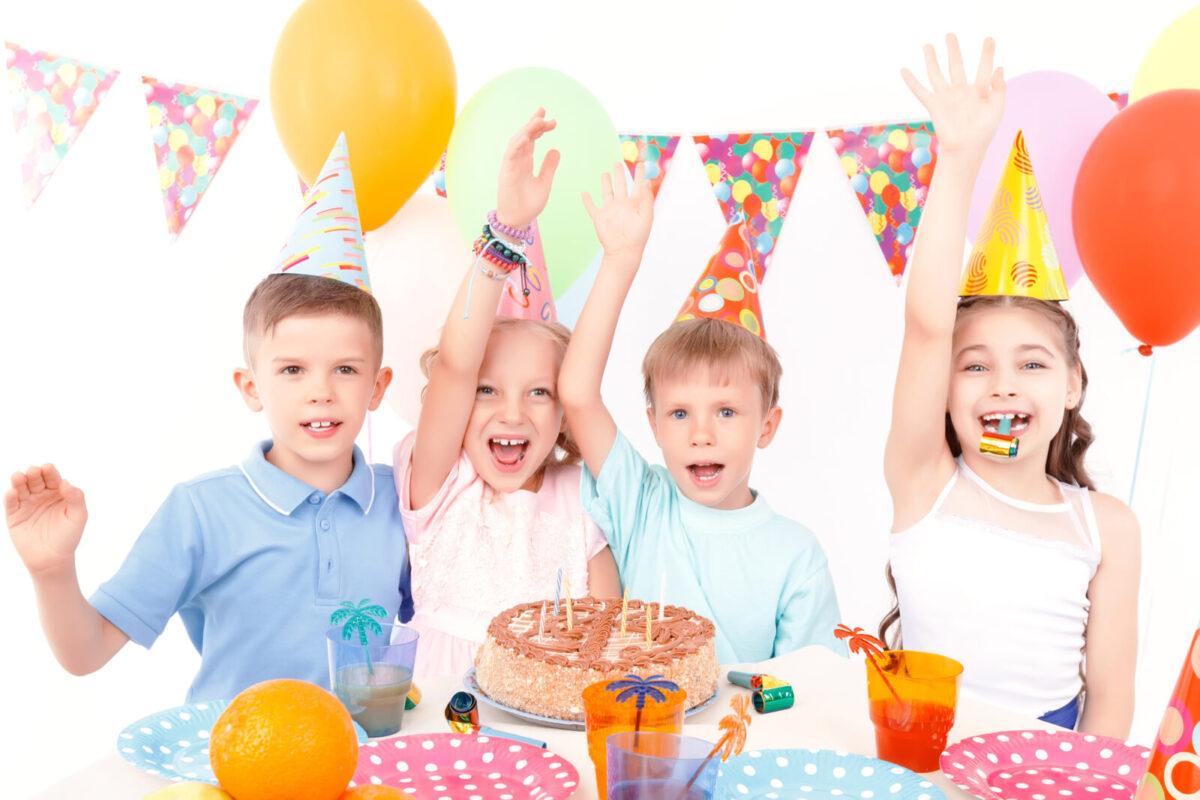 Entertainment Ideas for Kids Parties