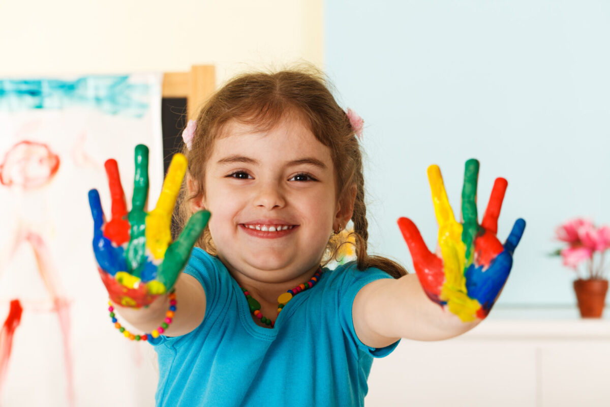 Hands on Activities for Four Year Olds