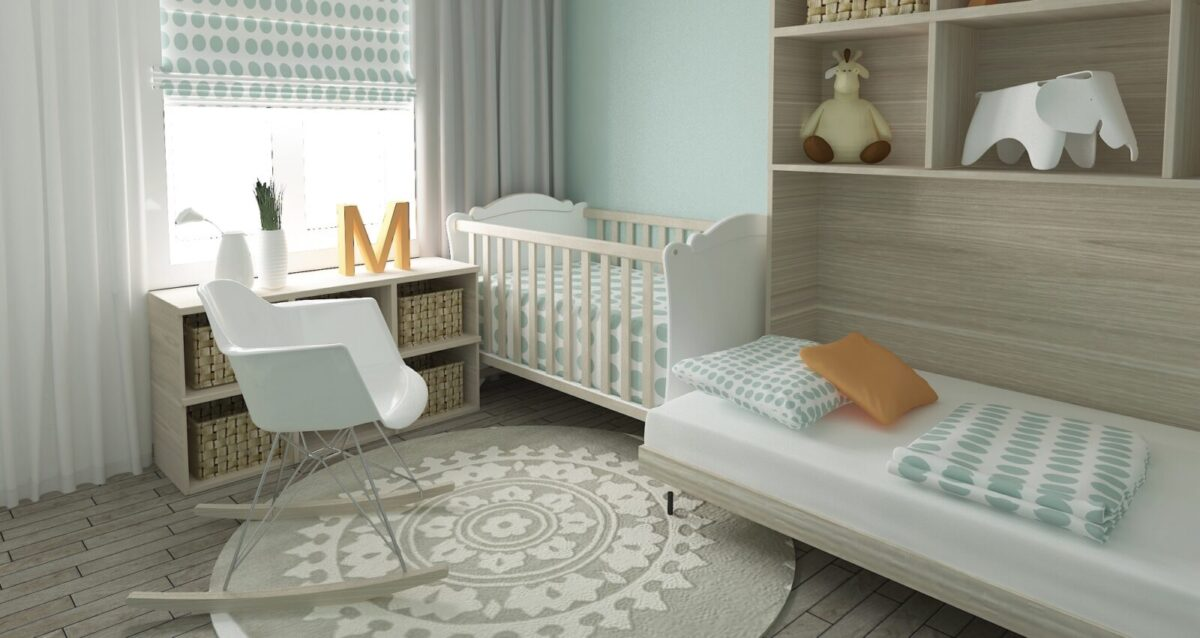 The Best Rocking Chairs for a Small Nursery: Choosing a Nursing Chair